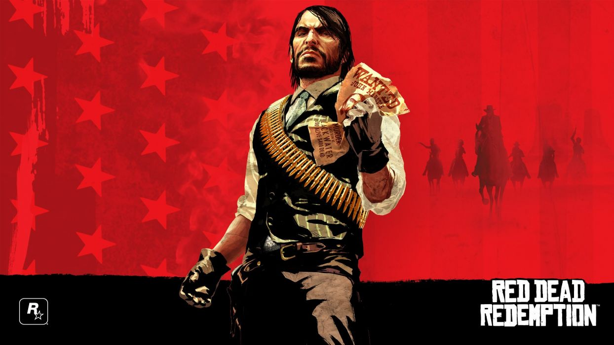 RED DEAD REDEMPTION western action adventure (67) wallpaper