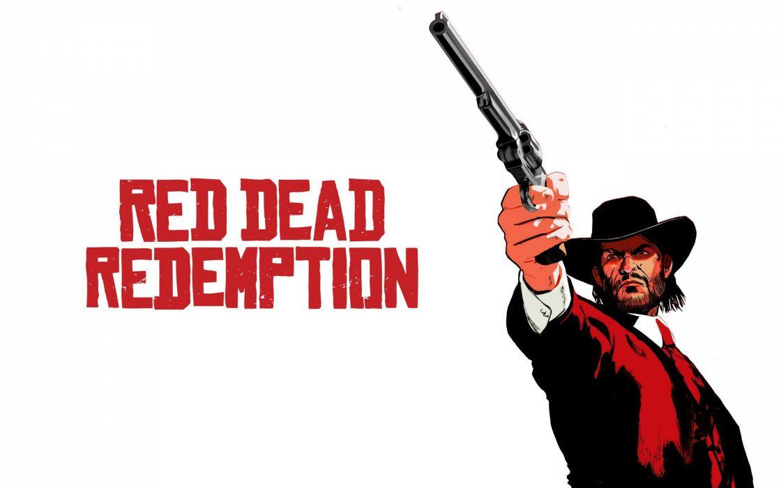 RED DEAD REDEMPTION western action adventure (70) wallpaper
