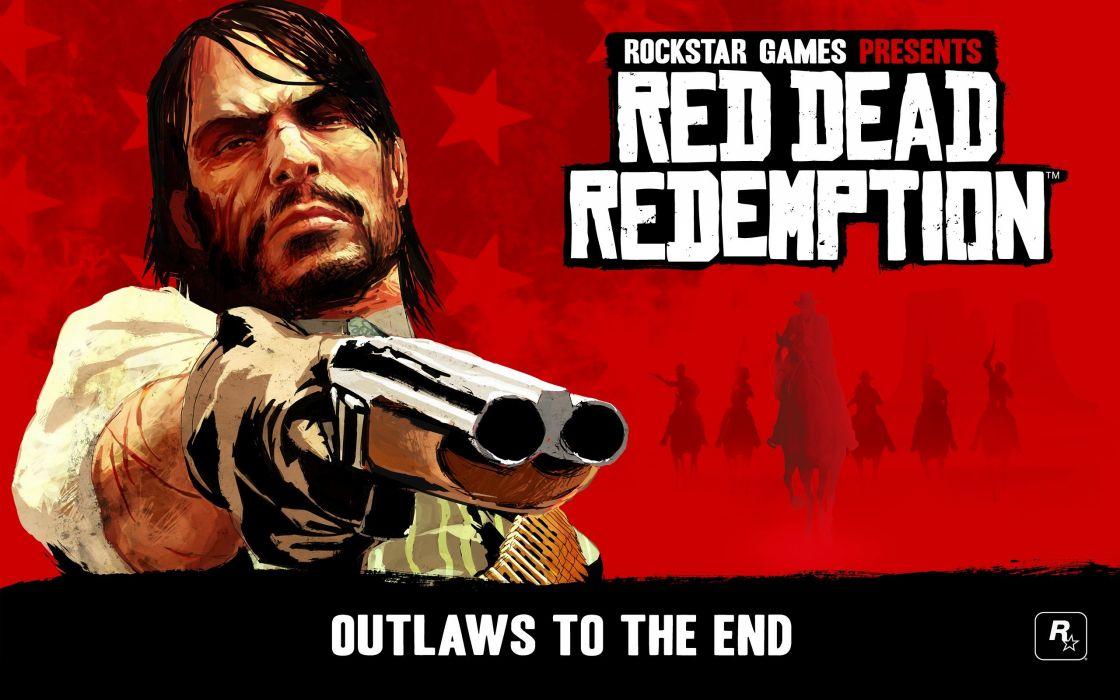 RED DEAD REDEMPTION western action adventure (72) wallpaper