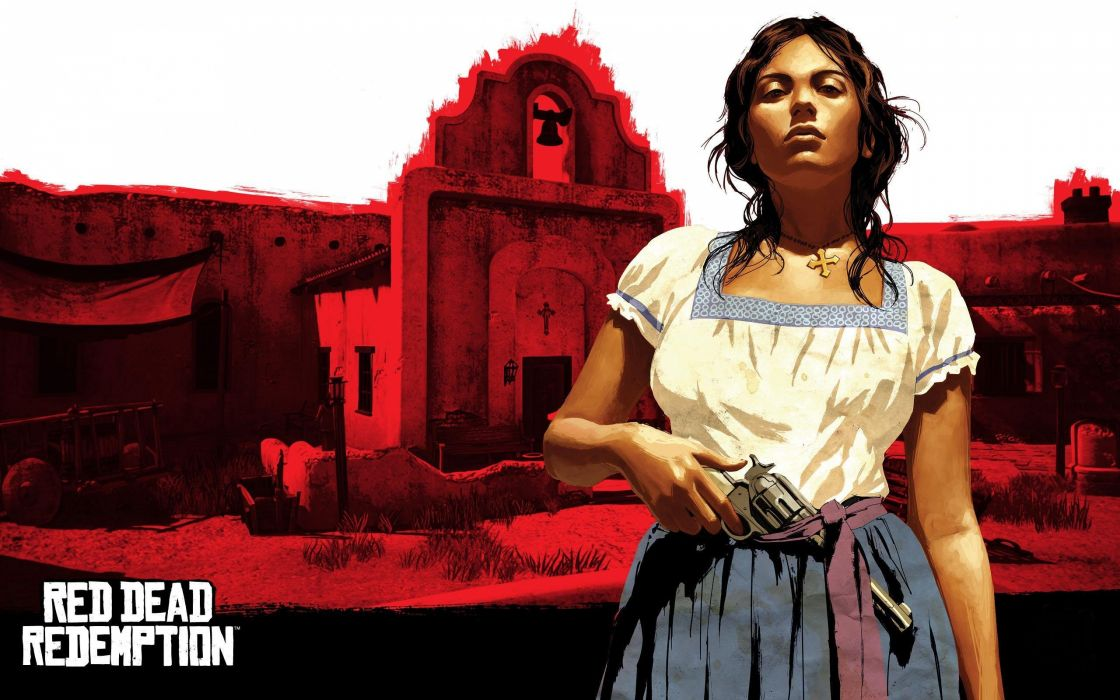 RED DEAD REDEMPTION western action adventure (78) wallpaper