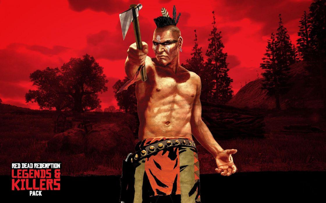 RED DEAD REDEMPTION western action adventure (79) wallpaper
