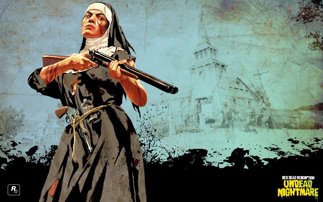 RED DEAD REDEMPTION western action adventure (81) wallpaper