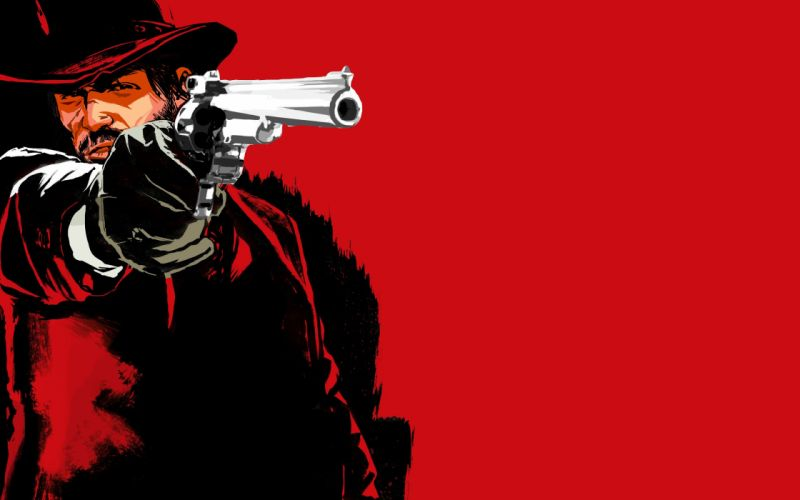 RED DEAD REDEMPTION western action adventure (82) wallpaper