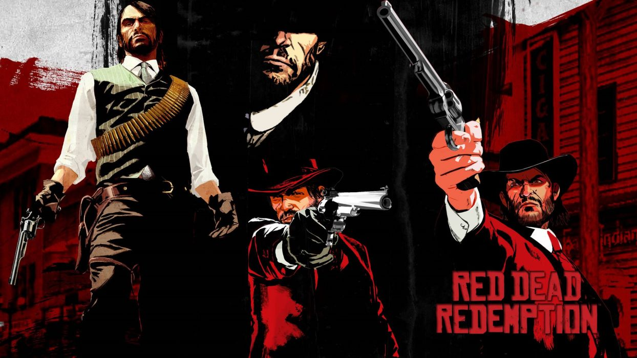 RED DEAD REDEMPTION western action adventure (87) wallpaper