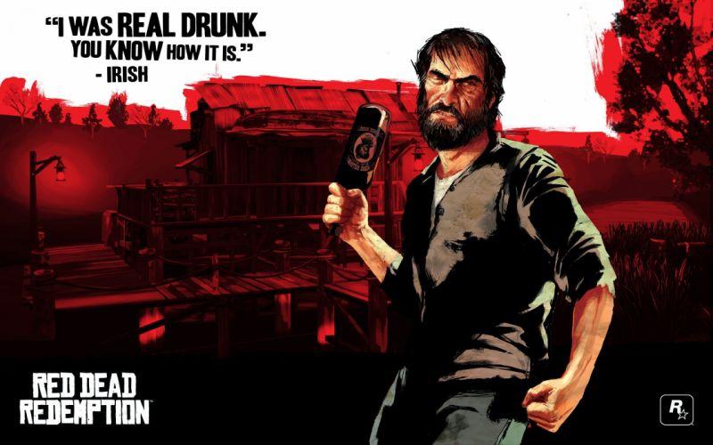 RED DEAD REDEMPTION western action adventure (88) wallpaper