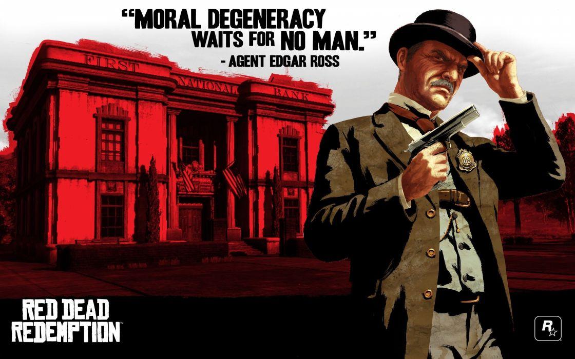 RED DEAD REDEMPTION western action adventure (90) wallpaper