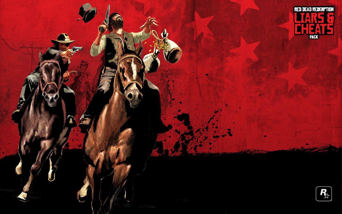 RED DEAD REDEMPTION western action adventure (91) wallpaper