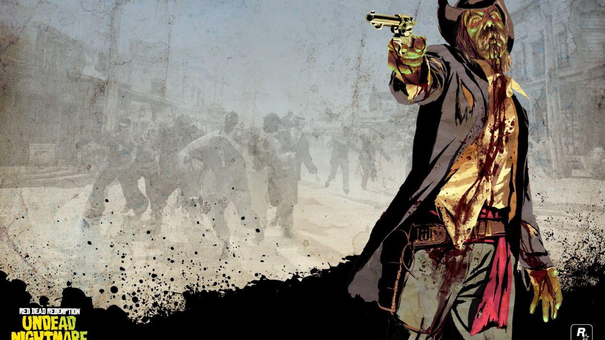 RED DEAD REDEMPTION western action adventure (96) wallpaper