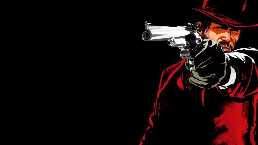 RED DEAD REDEMPTION western action adventure (93) wallpaper