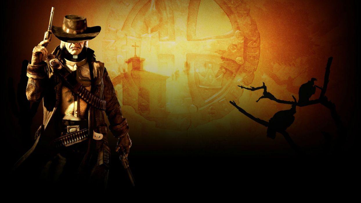 CALL OF JUAREZ action adventure western (1) wallpaper