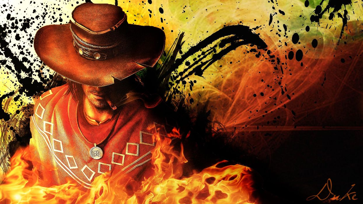 CALL OF JUAREZ action adventure western (2) wallpaper