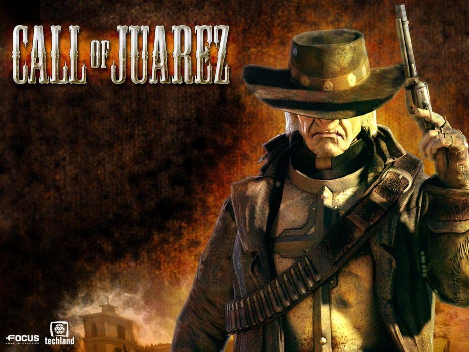 CALL OF JUAREZ action adventure western (3) wallpaper