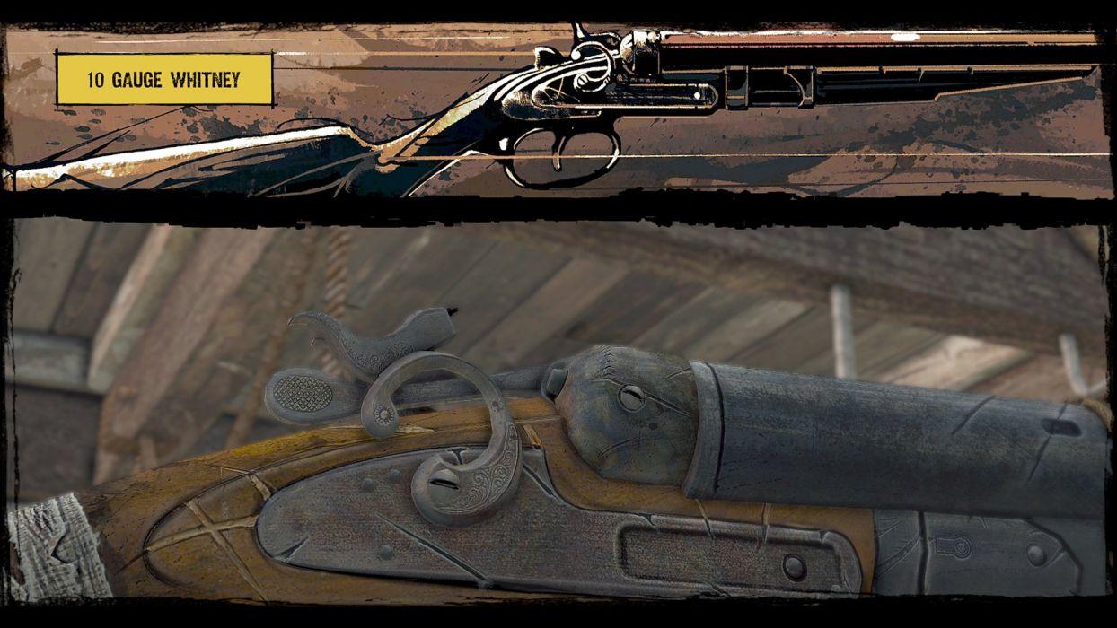 CALL OF JUAREZ action adventure western (4) wallpaper