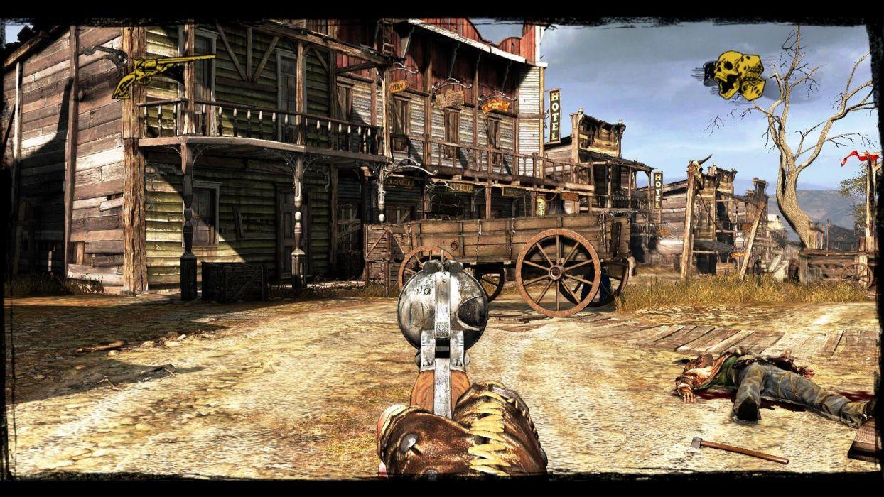CALL OF JUAREZ action adventure western (10) wallpaper