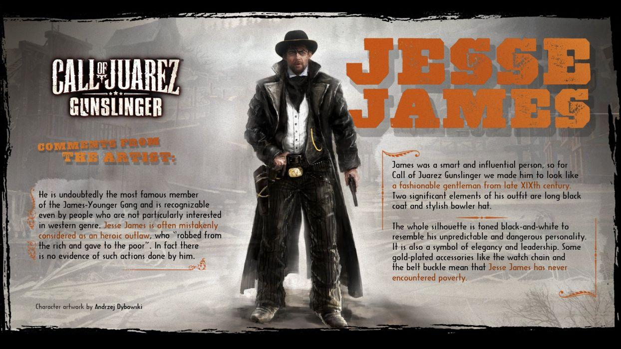 CALL OF JUAREZ action adventure western (16) wallpaper