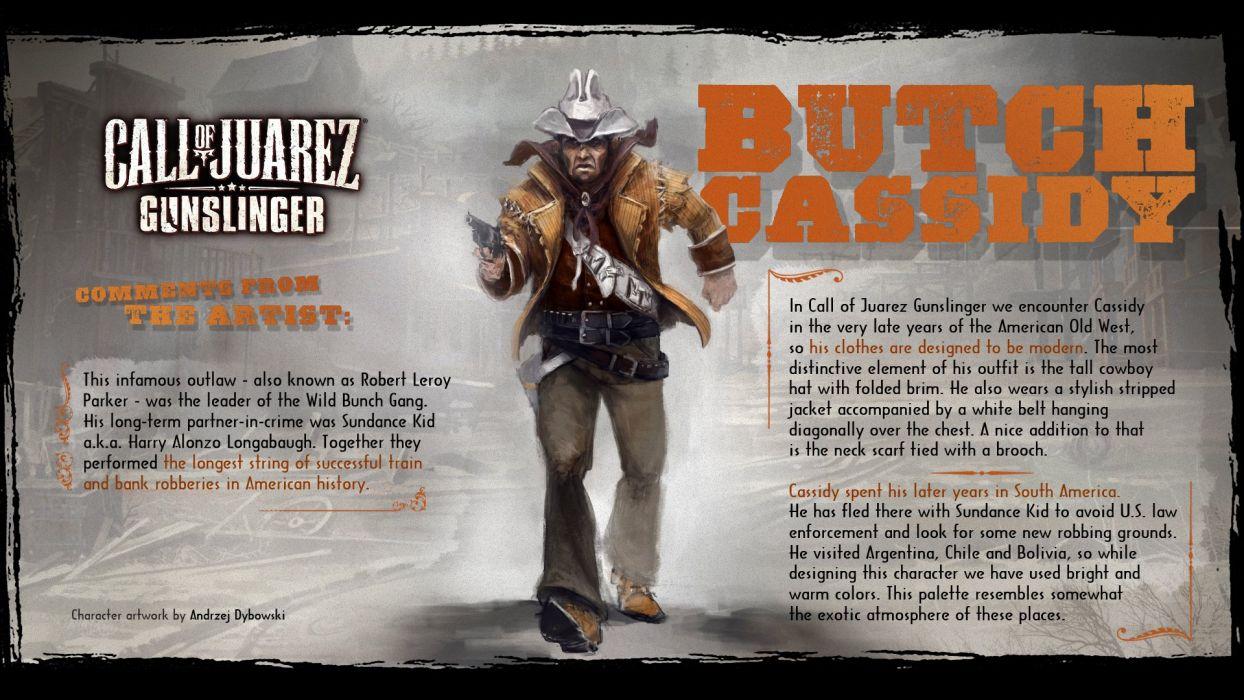 CALL OF JUAREZ action adventure western (17) wallpaper