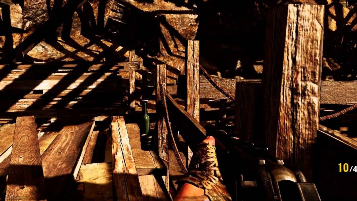 CALL OF JUAREZ action adventure western (11) wallpaper