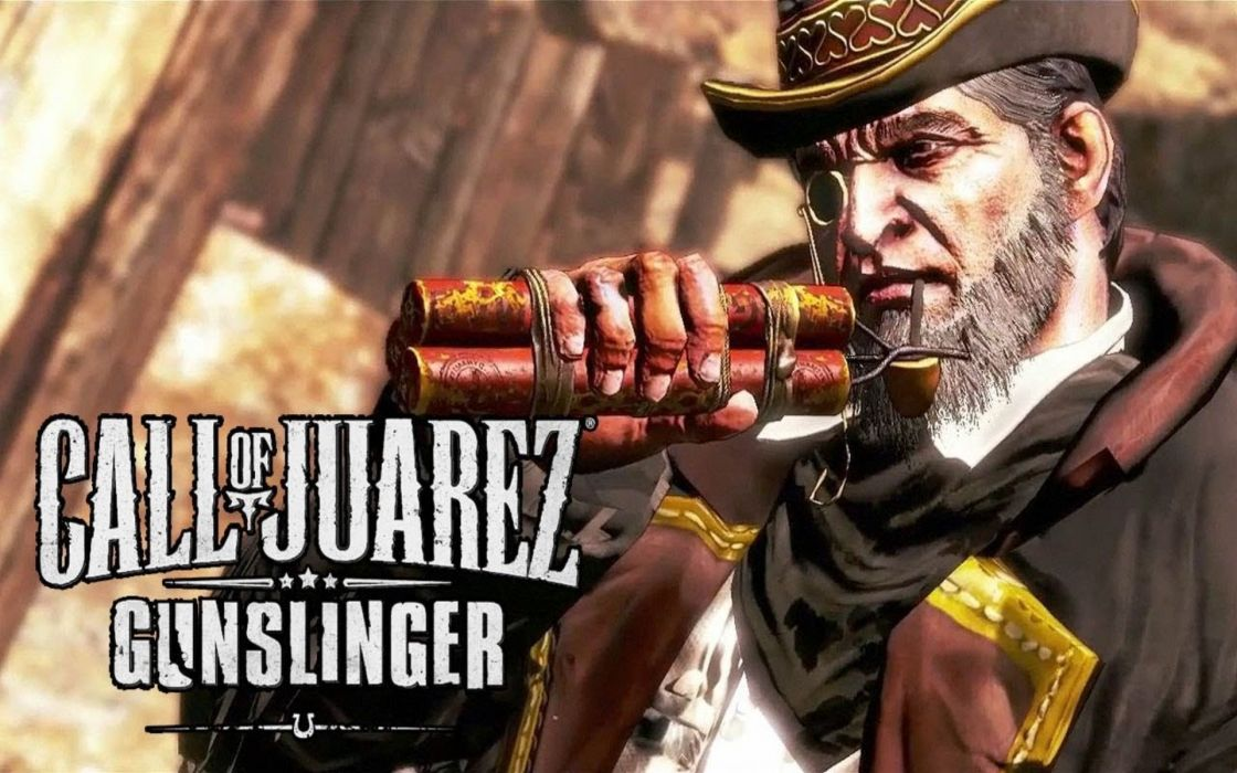CALL OF JUAREZ action adventure western (12) wallpaper