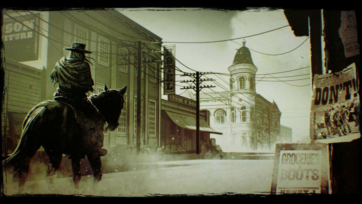 CALL OF JUAREZ action adventure western (60) wallpaper