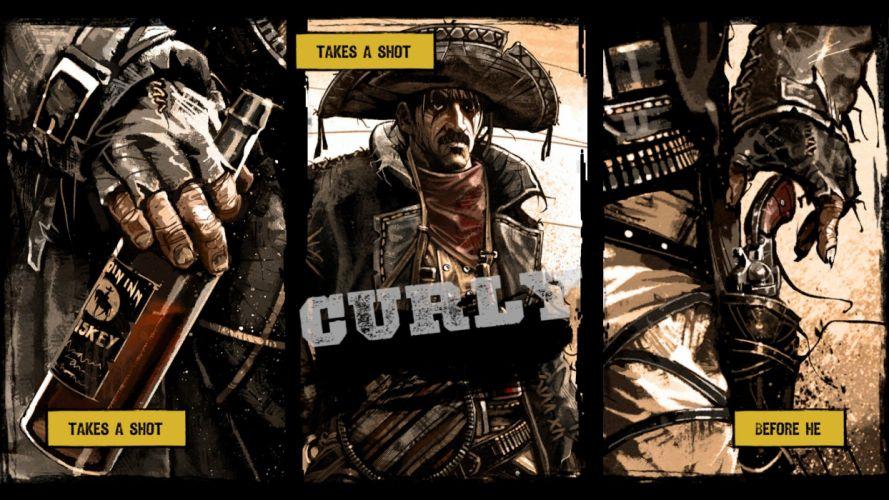 CALL OF JUAREZ action adventure western (63) wallpaper