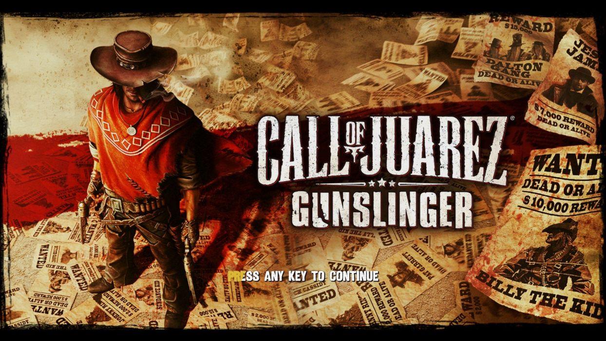 CALL OF JUAREZ action adventure western (66) wallpaper