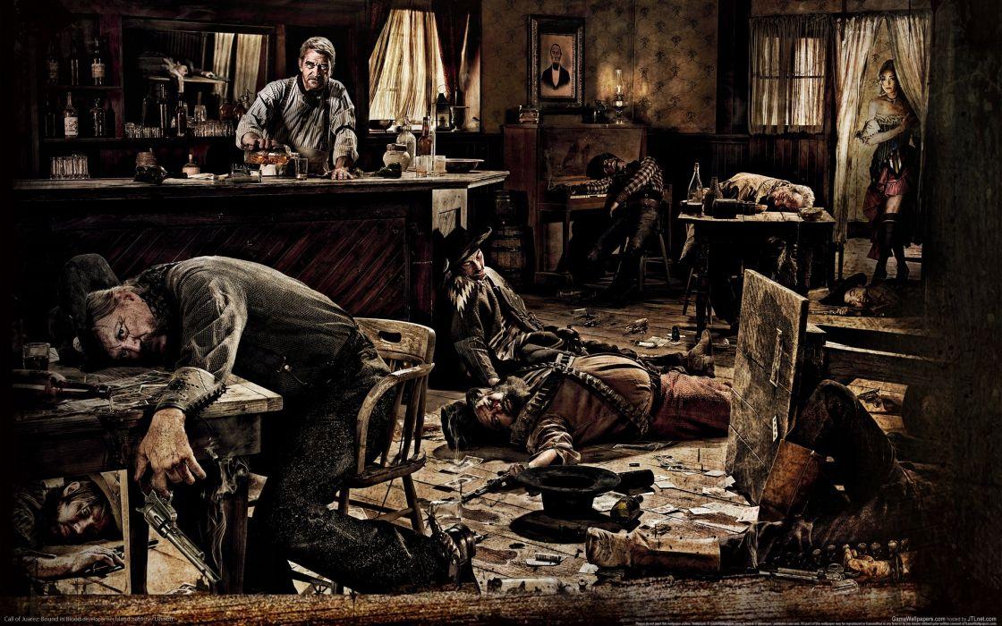 CALL OF JUAREZ action adventure western (73) wallpaper