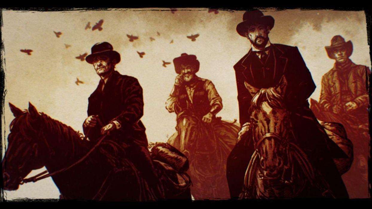 CALL OF JUAREZ action adventure western (87) wallpaper