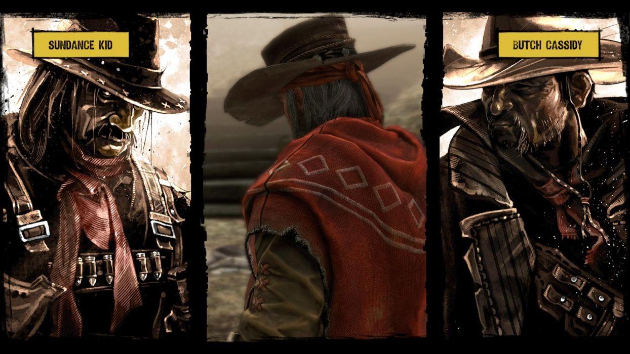 CALL OF JUAREZ action adventure western (91) wallpaper