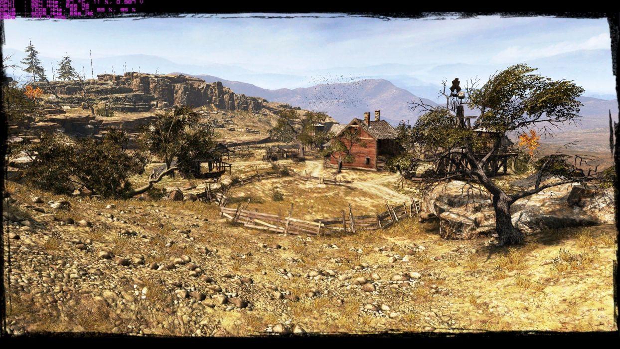 CALL OF JUAREZ action adventure western (106) wallpaper