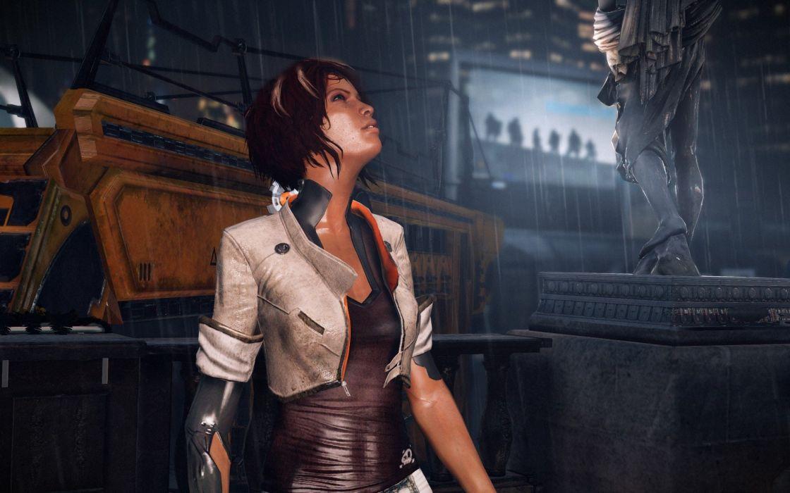 REMEMBER ME action adventure sci-fi futuristic (2) wallpaper