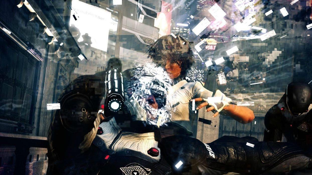 REMEMBER ME action adventure sci-fi futuristic (7) wallpaper