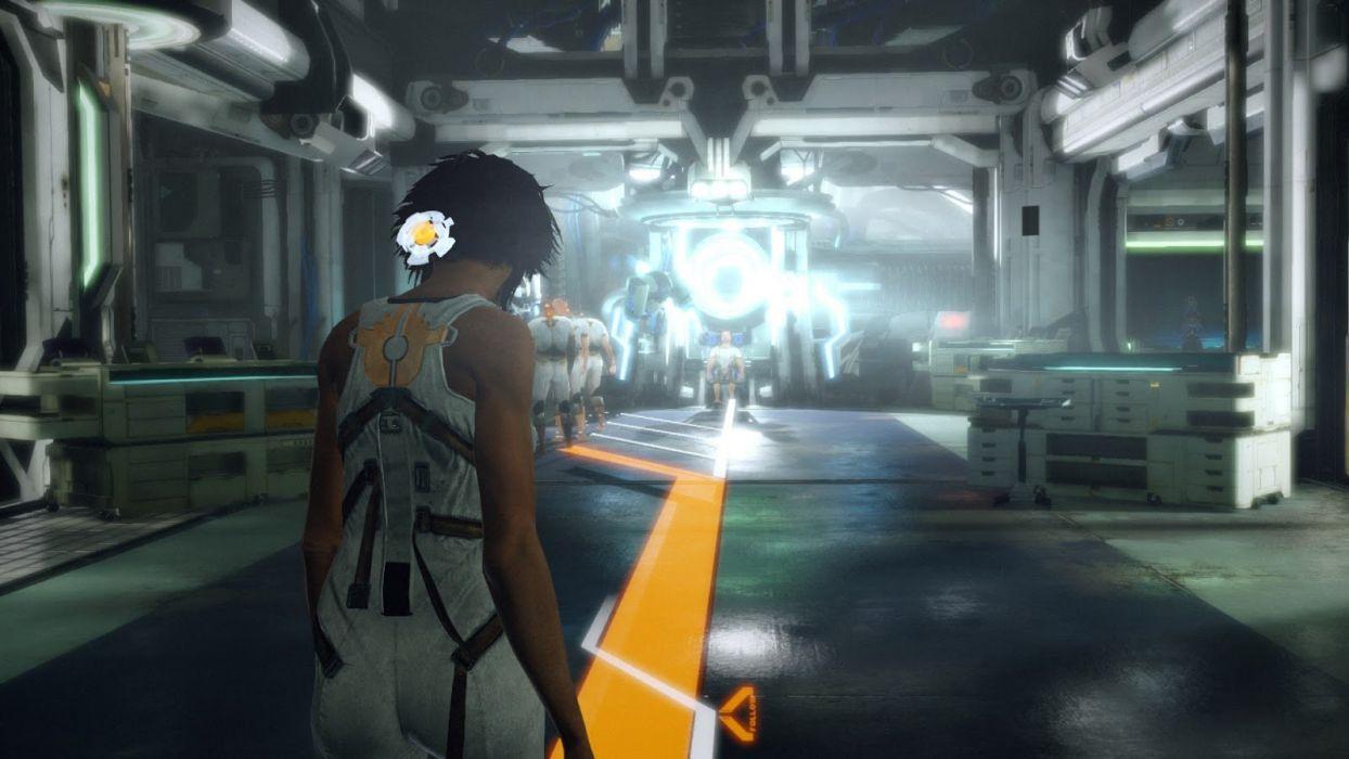 REMEMBER ME action adventure sci-fi futuristic (9) wallpaper