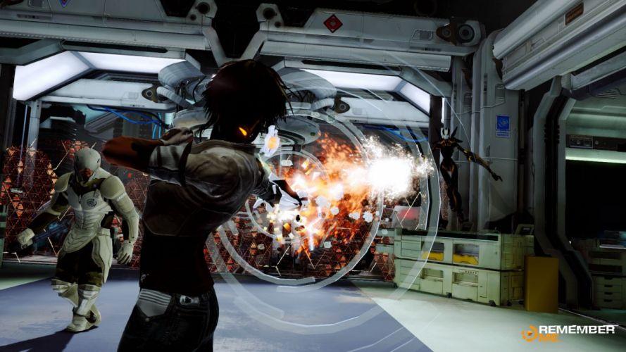 REMEMBER ME action adventure sci-fi futuristic (34) wallpaper