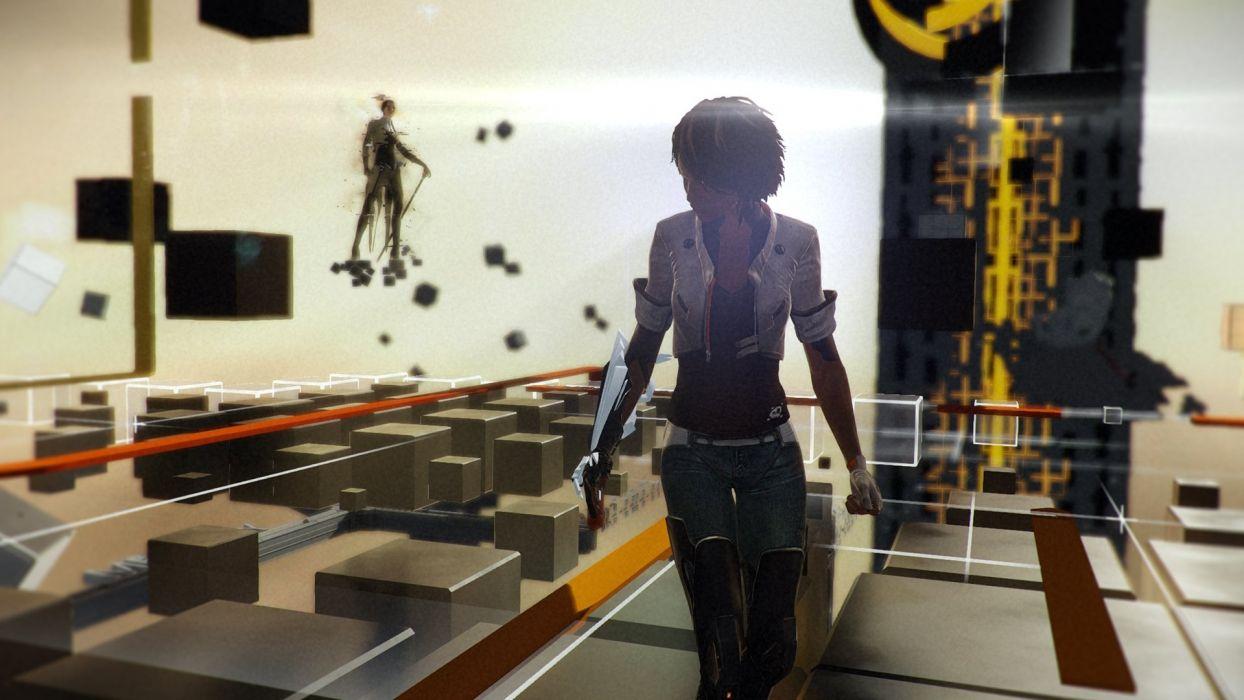 REMEMBER ME action adventure sci-fi futuristic (41) wallpaper