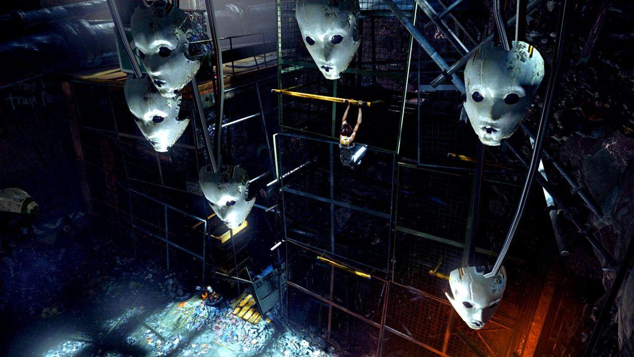 REMEMBER ME action adventure sci-fi futuristic (46) wallpaper