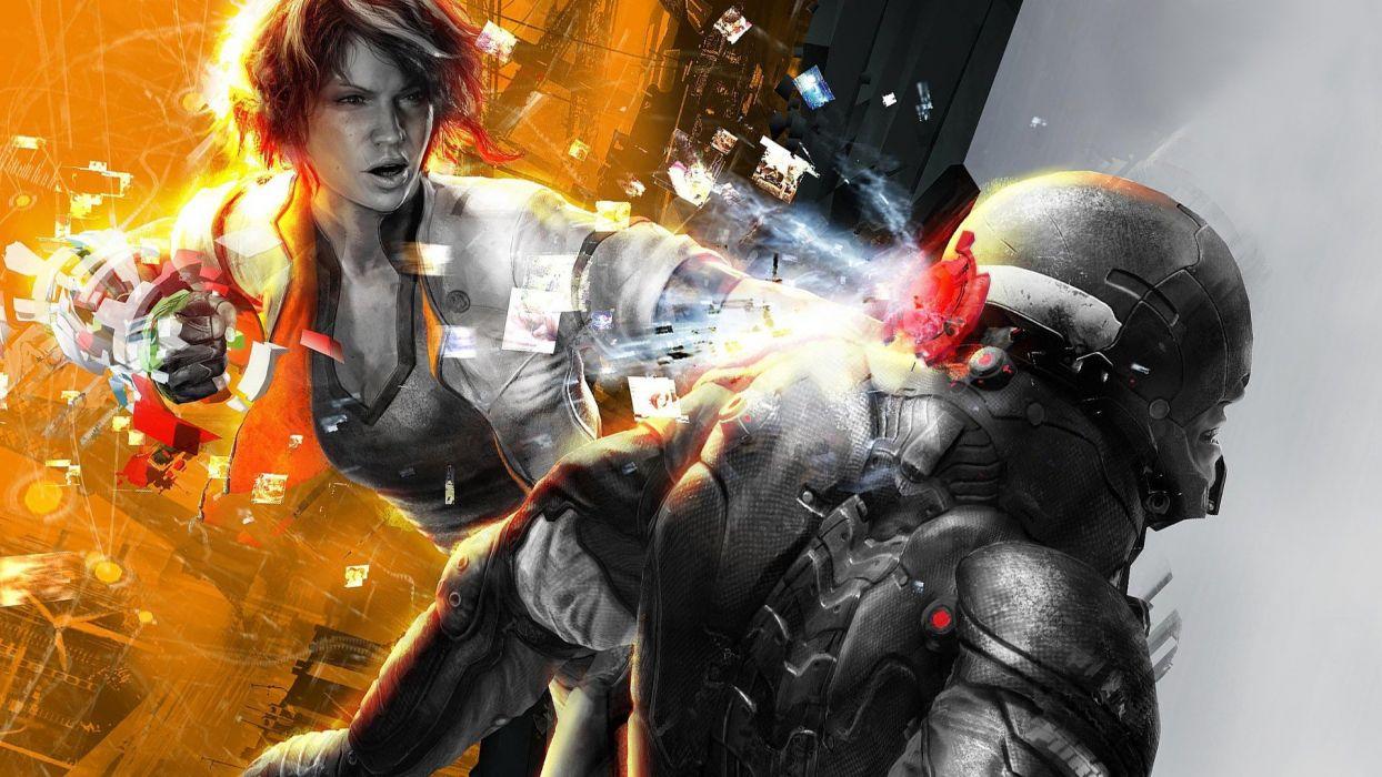 REMEMBER ME action adventure sci-fi futuristic (74) wallpaper