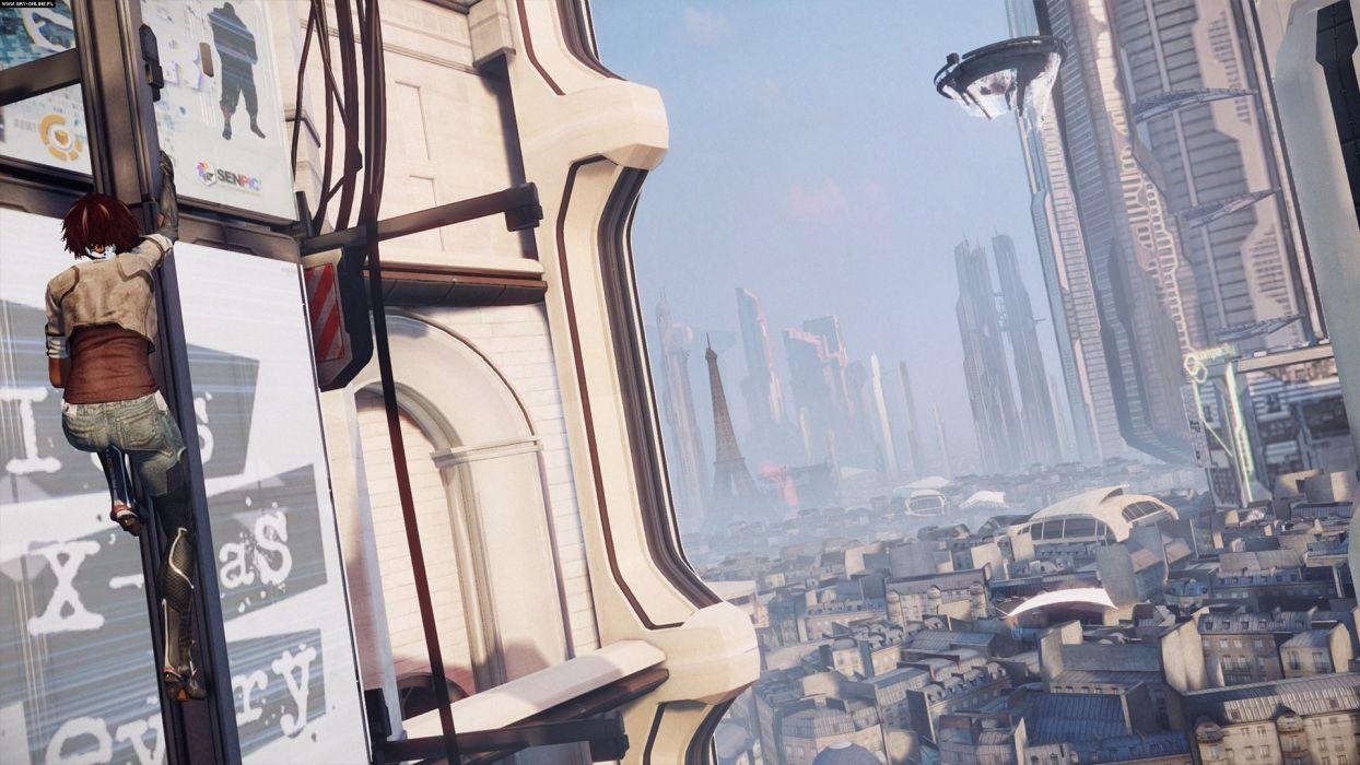 REMEMBER ME action adventure sci-fi futuristic (84) wallpaper