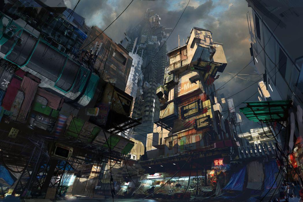 REMEMBER ME action adventure sci-fi futuristic (85) wallpaper