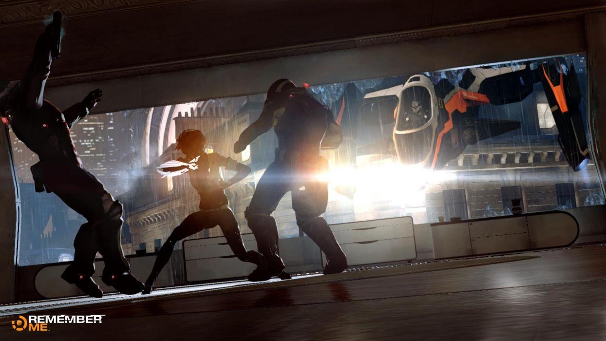 REMEMBER ME action adventure sci-fi futuristic (89) wallpaper