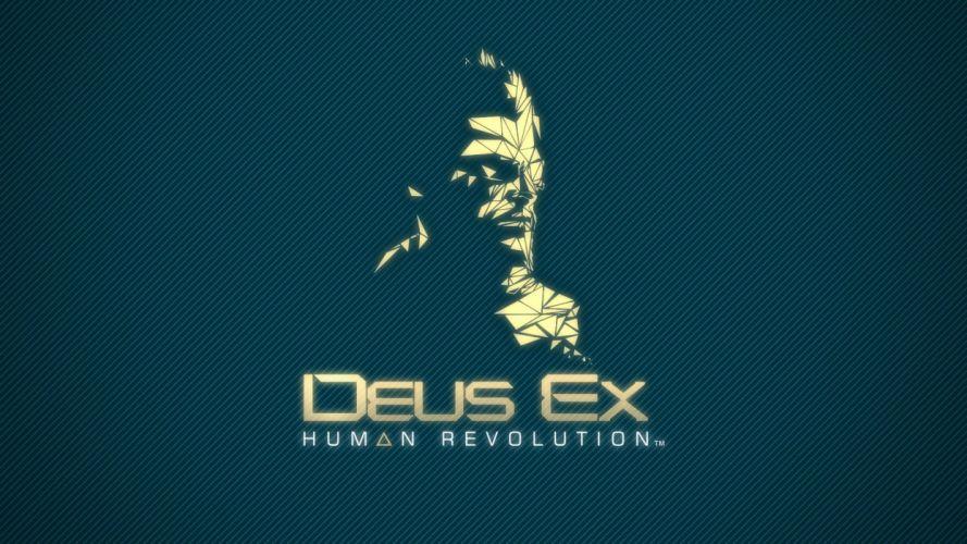 DEUS EX Human Revolution cyberpunk action role playing sci-fi futuristic (36) wallpaper