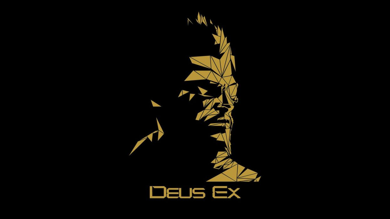 DEUS EX Human Revolution cyberpunk action role playing sci-fi futuristic (116) wallpaper