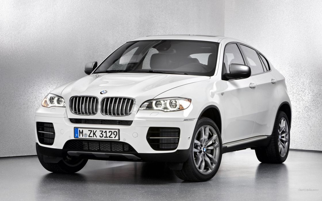 BMW cars BMW X6 wallpaper