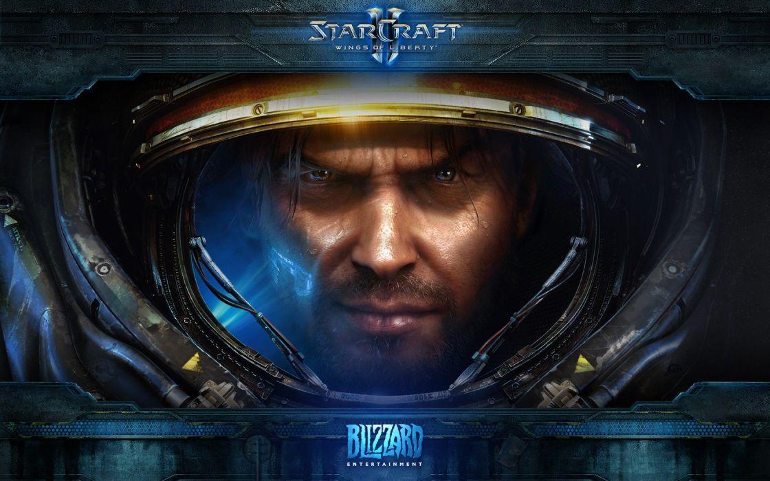 video games Blizzard Entertainment StarCraft II wallpaper