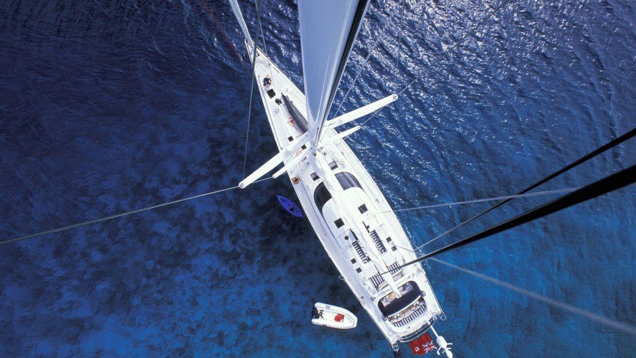 vehicles yachts sailboats wallpaper