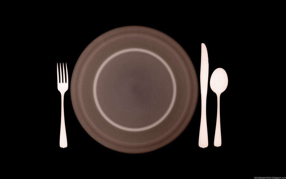 black food wallpaper