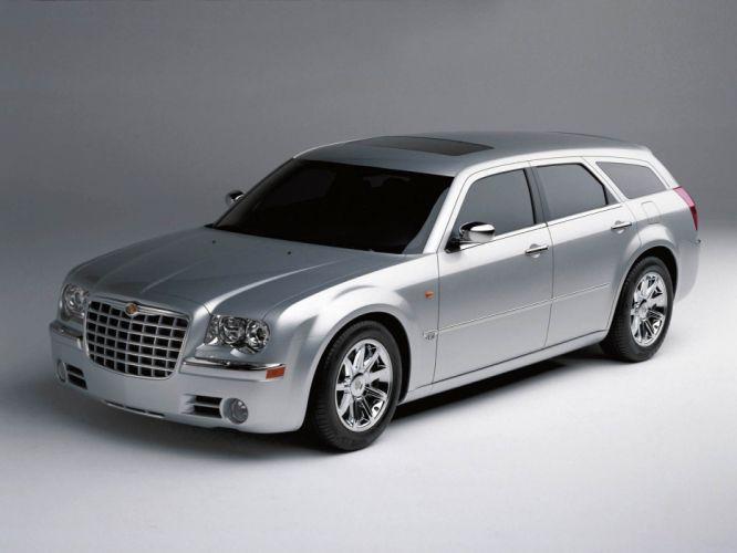 cars Chrysler 300C wallpaper