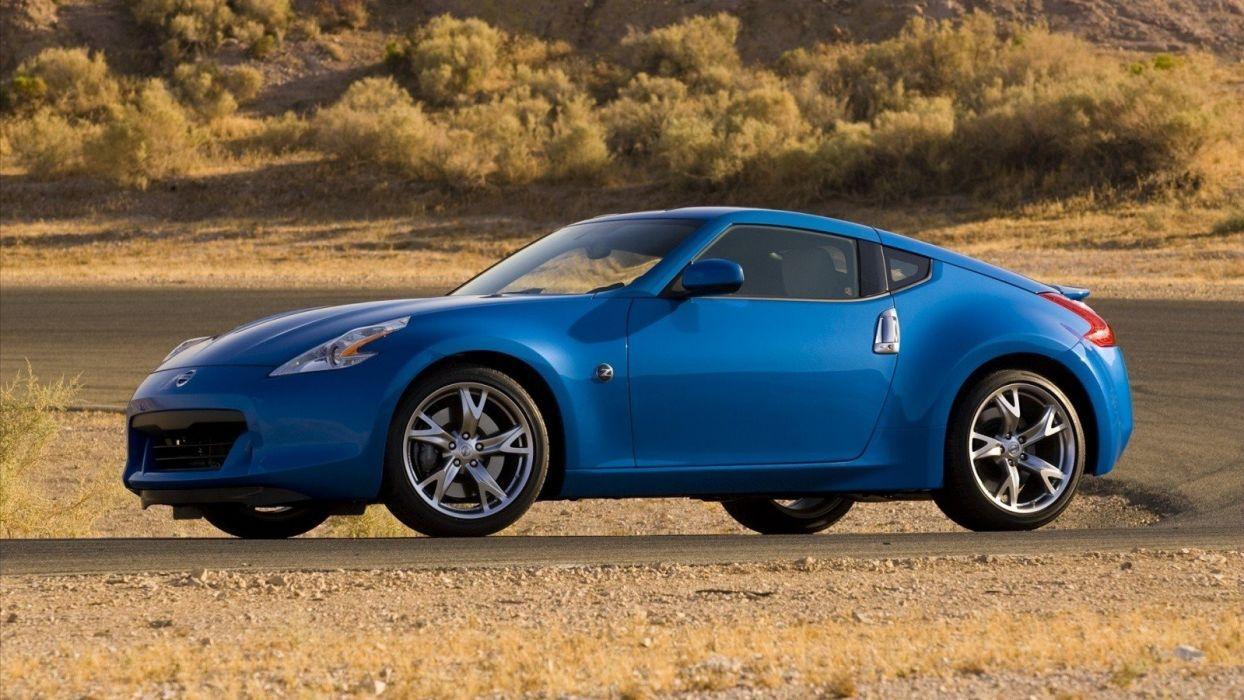 cars sports Nissan Nissan 370Z sports cars nissmo wallpaper