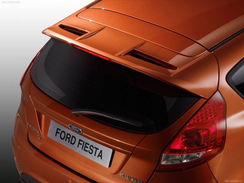 cars Ford Fiesta wallpaper