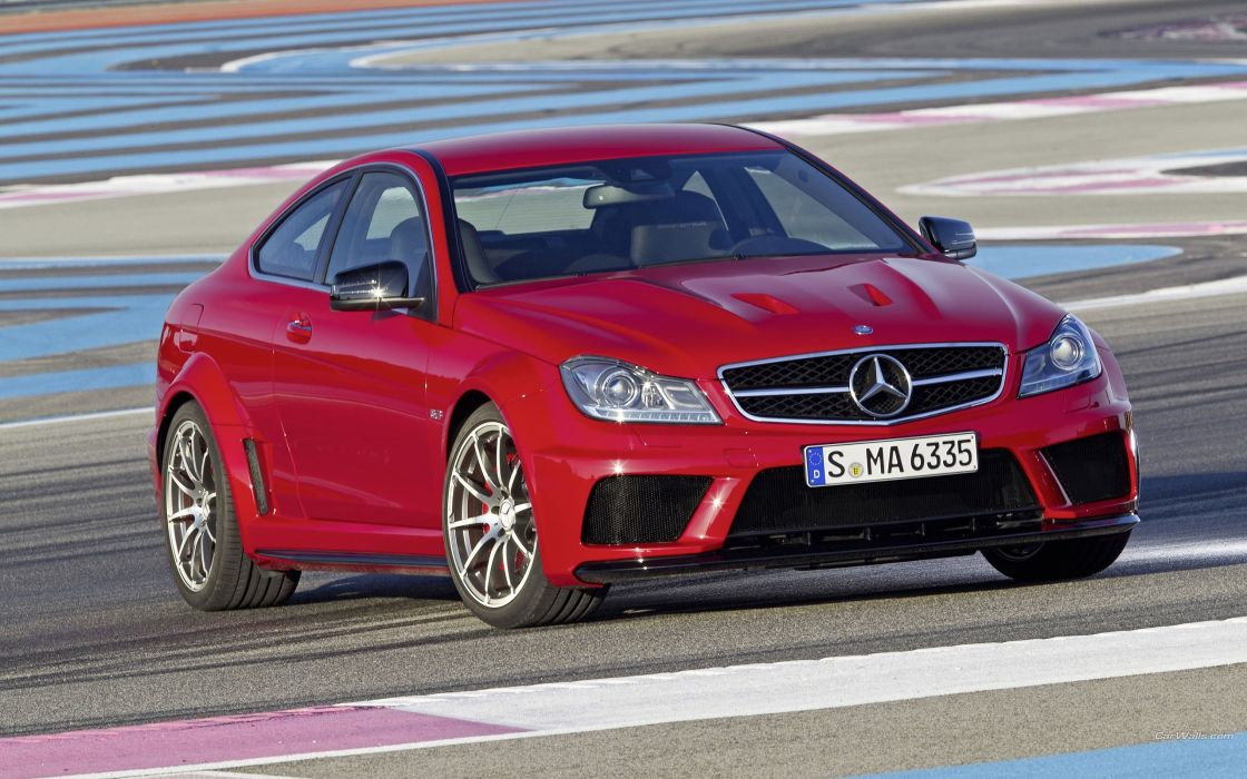 cars vehicles Mercedes-Benz black series wallpaper