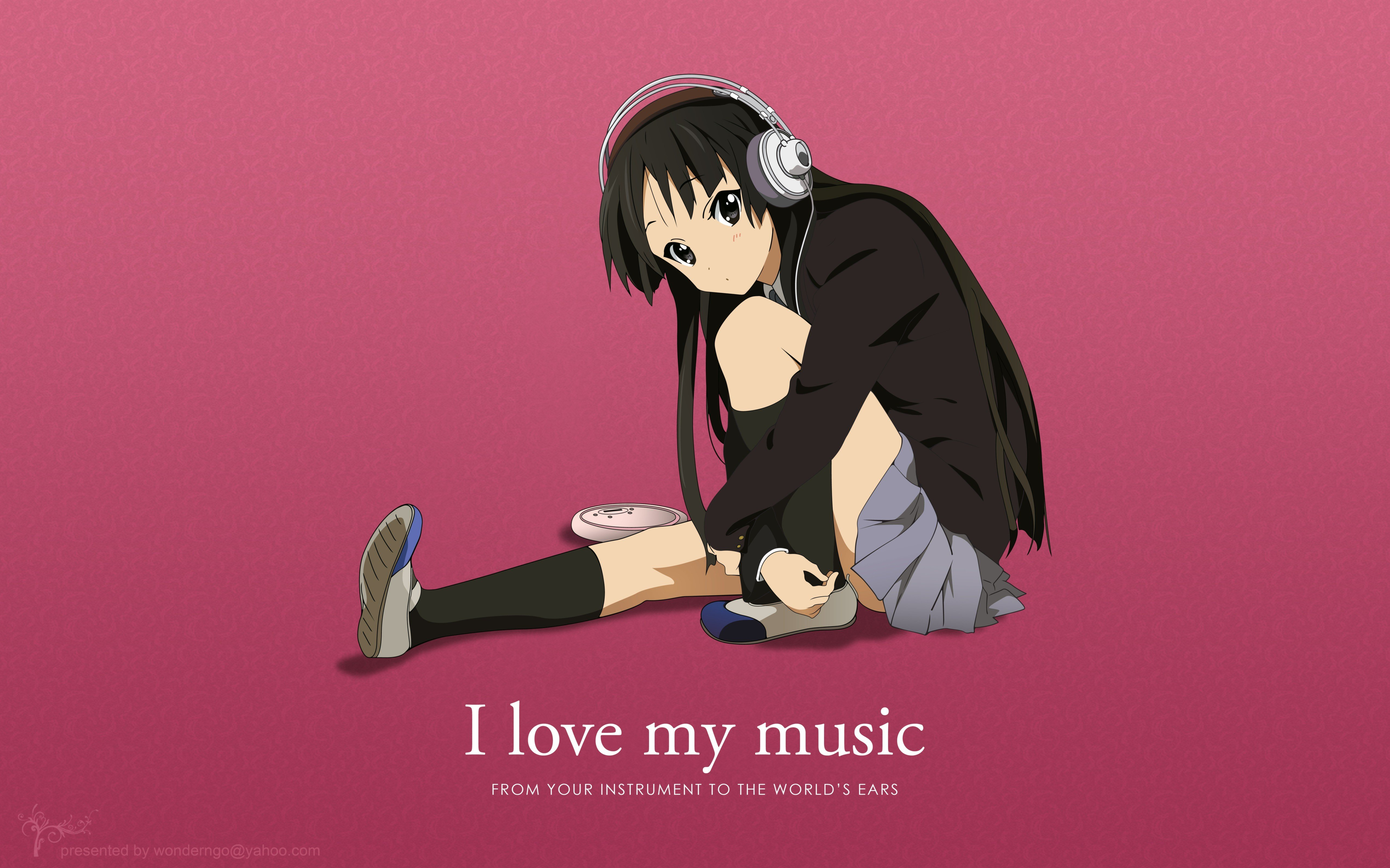 anime music images k - photo #20